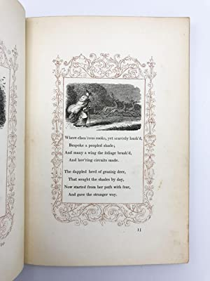 Poetical Effusions, from Celebrated Authors: CRUIKSHANK, George, illustrator