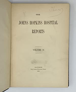 """Amoebic dysentery"""".; In: The Johns Hopkins Hospital Reports. Vol. II: COUNCILMAN, William ..."""