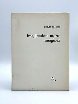 imagination morte imaginez: BECKETT, Samuel