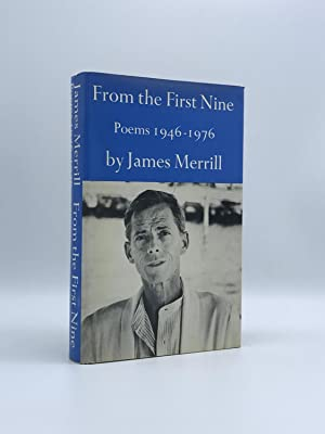 From the First Nine. Poems 1946-1976: MERRILL, James