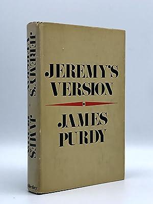 Jeremy's Version: PURDY, James