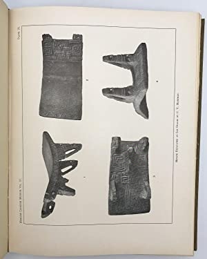 Archeological Researches on the Pacific Coast of Costa Rica; Memoirs of the Carnegie Museum. Vol. ...
