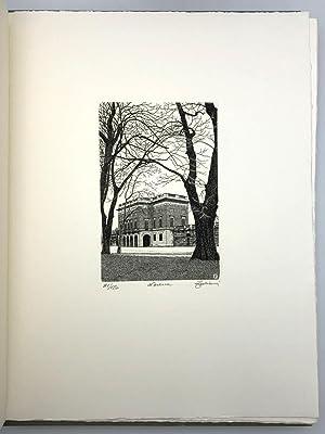 Joli Milan: Luoghi della Milano di Stendhal: ZALIANI, Agostino, illustrator;