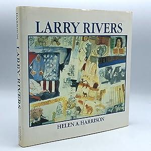 Larry Rivers: RIVERS, Larry] Helen A. HARRISON