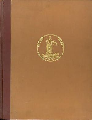 Richmond Virginia in Old Prints, 1737-1887: Weddell, Alexander Wilbourne