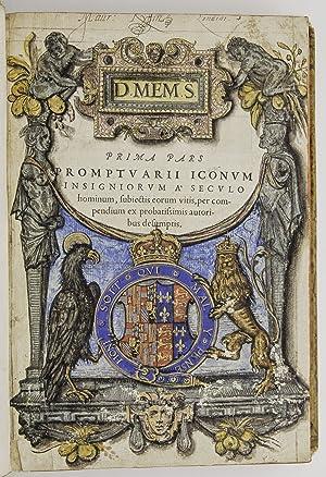 Prima [-secunda] pars promptuarii iconum insigniorum a: ROUILLÉ, Guillaume (circa