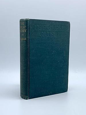 The Great Gatsby: FITZGERALD, F. Scott
