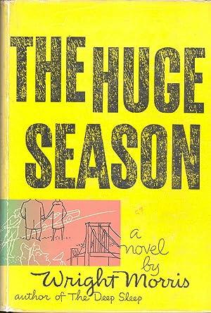 The Huge Season: Morris, Wright