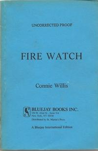 Fire Watch: WILLIS, Connie