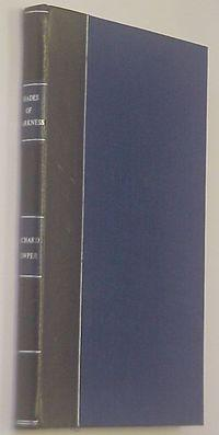 Shades of Darkness: Cowper, Richard. [John Middleton Murry]