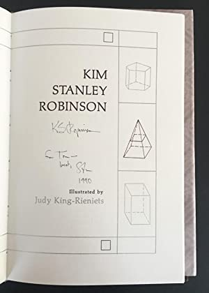 The Blind Geometer: ROBINSON, Kim Stanley / Illustrated by Judy King-Rieniets