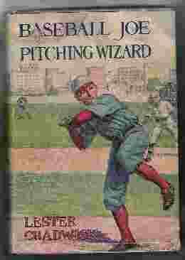 BASEBALL JOE PITCHING WIZARD: Chadwick, Lester