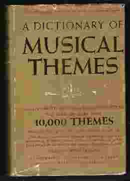 A DICTIONARY OF MUSICAL THEMES: Barlow, Harold / Sam Morgenstern (compilers)