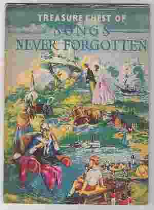 TREASURE CHEST OF SONGS NEVER FORGOTTEN: Treasure Chest Publications
