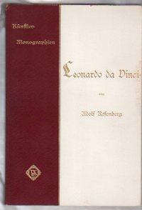 LEONARDO DA VINCI: Rofenberg, Adolf