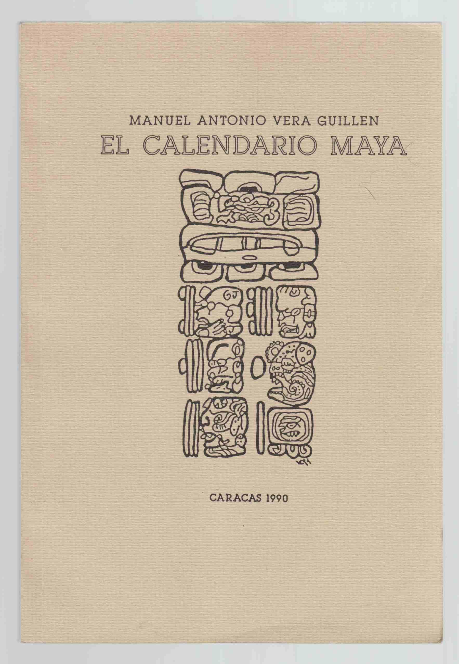 1990 Calendario.El Calendario Maya