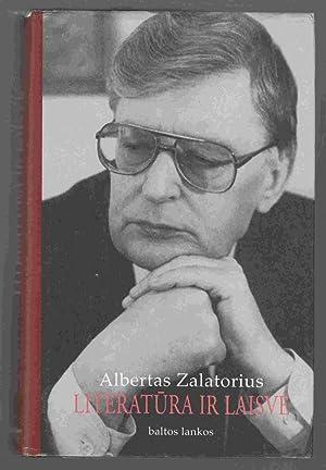 Literatura Ir Laisve Kritika / Ese / Pokalbiai: Zalatorius, Albertas