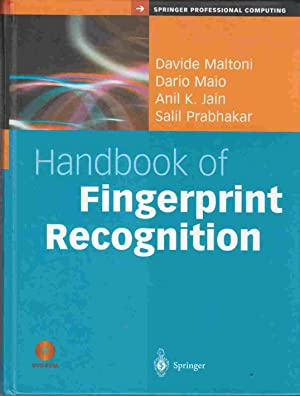 Handbook of Fingerprint Recognition: Maltoni, Davide &