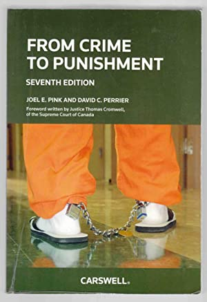 From Crime to Punishment: An Introduction to: Pink, Joel E.