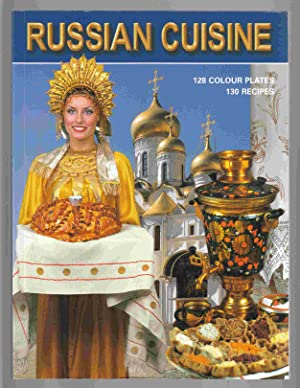 Russian Cuisine: Liakhovskaya, Lydia