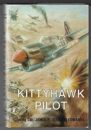 Kittyhawk Pilot Wing Commander J. F. (Stocky): Edwards, J. F