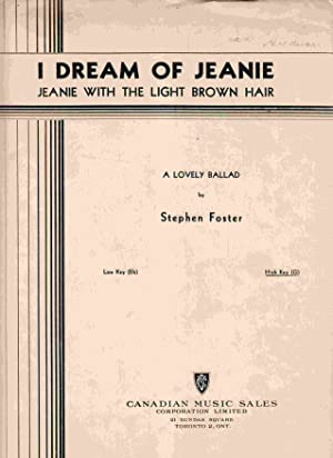 I Dream of Jeanie with the Light: Foster, Stephen