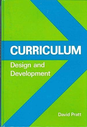 Curriculum Design and Development: Pratt, David