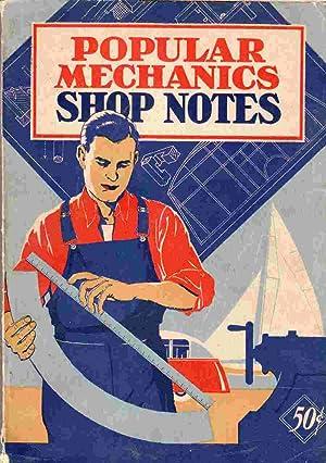 Popular Mechanics Shop Notes Volume Thirty Five: Anon.