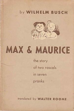 Max & Maurice: Busch, Wilhelm; Roome,