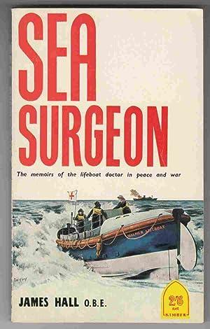 Sea Surgeon: Hall, James S.