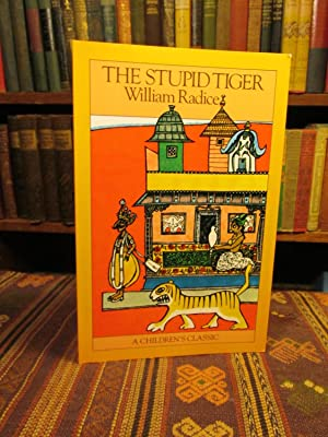 The Stupid Tiger and Other Tales (SIGNED): Raychaudhuri, Upendrakishore; (Translated