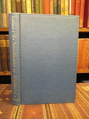 An Introduction to Biophysics: Stuhlman, Otto