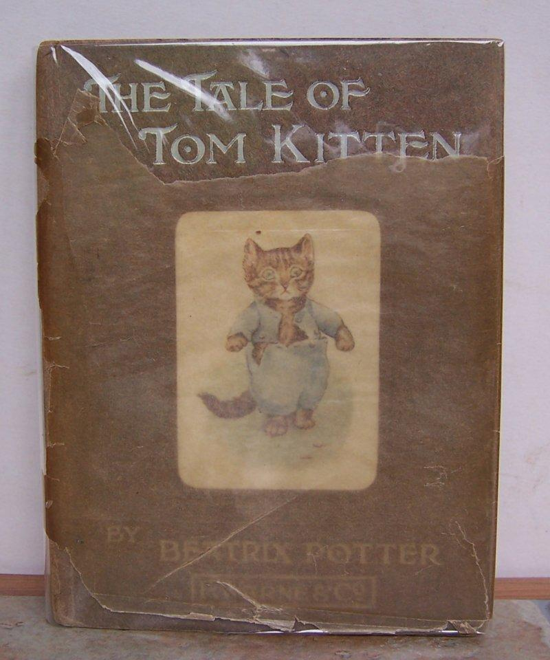 THE TALE OF TOM KITTEN. POTTER, BEATRIX. Hardcover