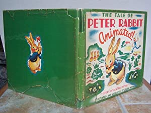 THE TALE OF PETER RABBIT: ANIMATED!: POTTER, Beatrix (pirate