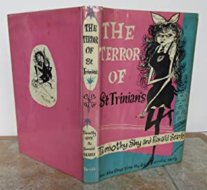 THE TERROR OF ST TRINIAN'S or Angela's: SEARLE, Ronald. Text