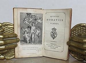 QUINTUS HORATIUS FLACCUS: HORACE (Quintus Horatius