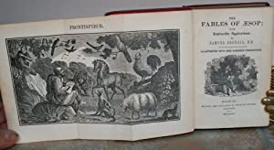 THE FABLES OF AESOP, with Instructive Applications: AESOP. Edited by