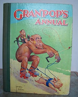 GRAN'POP'S ANNUAL.: WOOD, Lawson (illustrator).