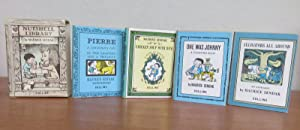 NUTSHELL LIBRARY. ONE WAS JOHNNY A Counting: SENDAK, Maurice. Written