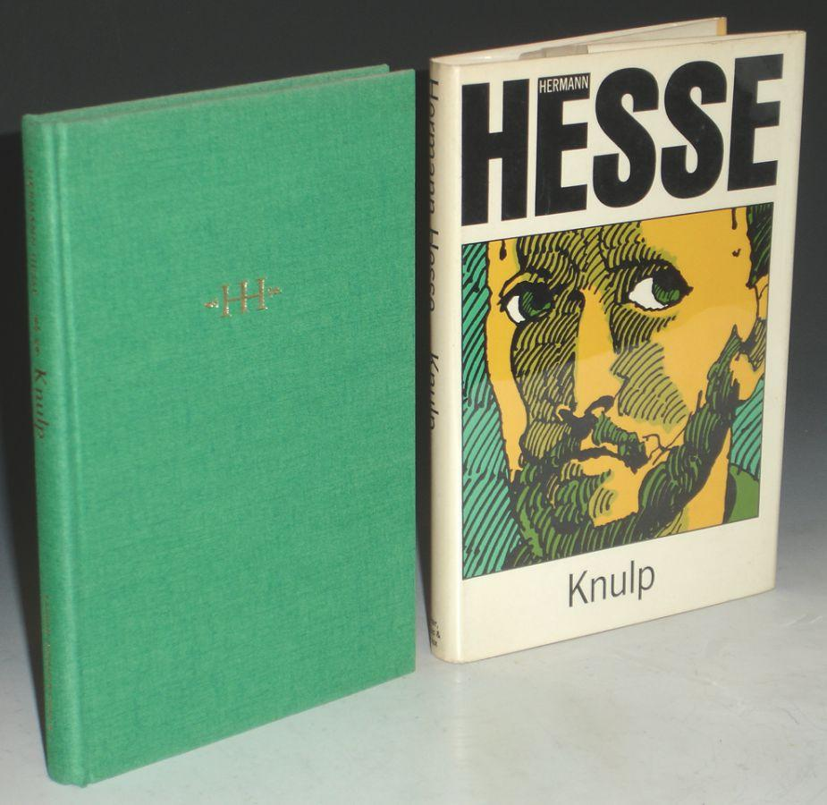 Knulp, Three Tales from the Life of Knulp Hesse, Hermann