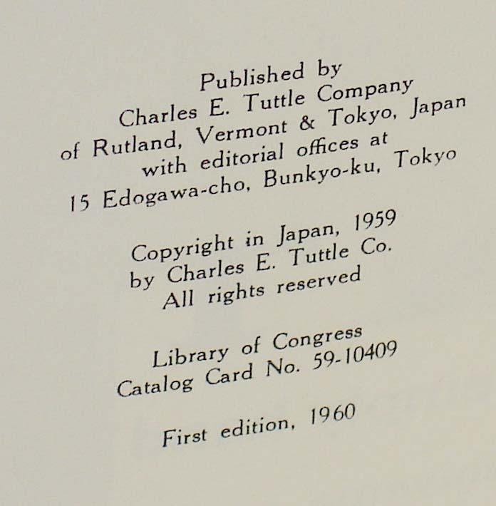 "Karate: The Art of ""Empty Hand"" Fighting: Nishiyama, Hidetaka and Richard C. Brown"
