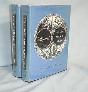 Hogarth: His Life, Art, and Times: His Life, Art, and Times (2 volume set): Paulson, Ronald