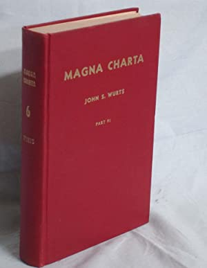 Magna Charta Families of Royal Descent: Wirts, John S.