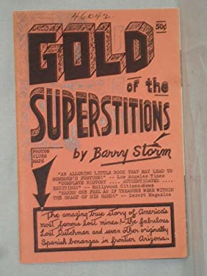 Gold of the Superstitions: Storm, Barry