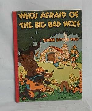 Who's Afraid of the big Bad Wolf: Walt Disney Studios (staff)