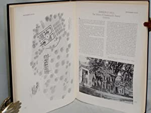 History of Homes and Gardens of Tennessee (compiled By the Garden Club of Nashville), Mrs. John ...