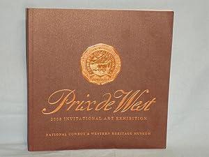 Prix De West; 2006 Invitational Art Exhibition
