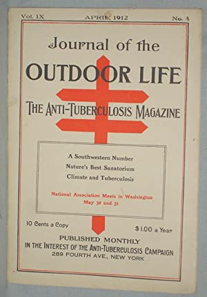 """the Treatment of Tuberculosis in the Southwest"""": Bulloch, E.S."""