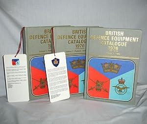 British Defence Equipment Catalogue (3 Volume set);