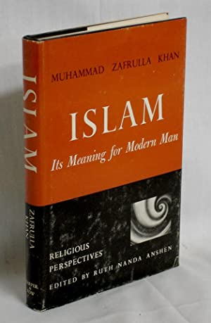 Islam, Its Meaning for Modern Man